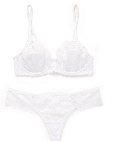 Image of Cinthia Unlined Bra & Panty (Combo Pack)
