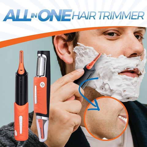 Image of Fastquad All-in-One Hair Trimmer