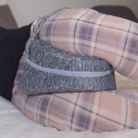 Image of Improved Leg Pillow for Quality Sleep
