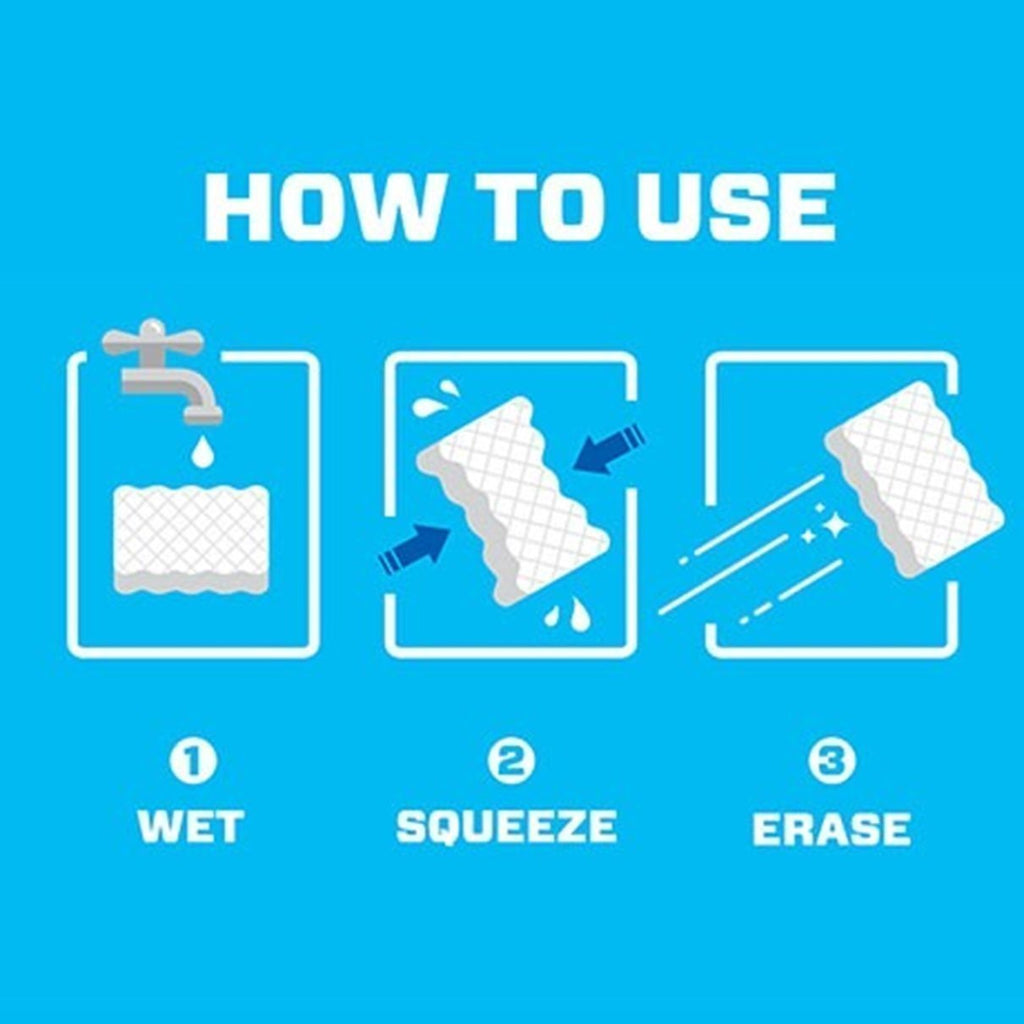 Multipurpose Magic Eraser
