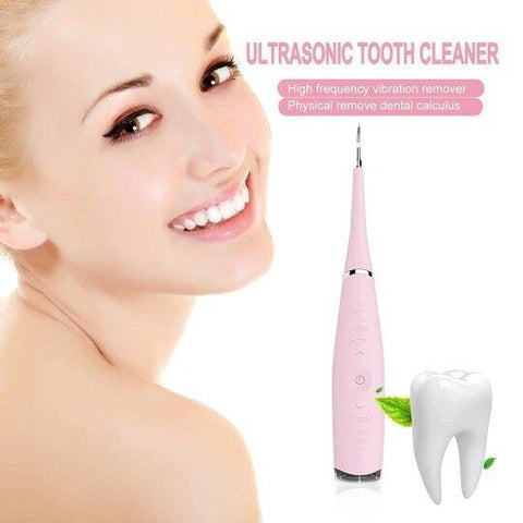 Image of CleanOral Ultrasonic Tooth Cleaner