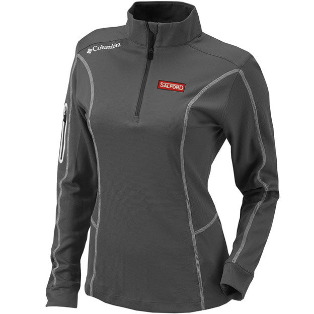 Columbia® 1/4 Zip Ladies' Pullover