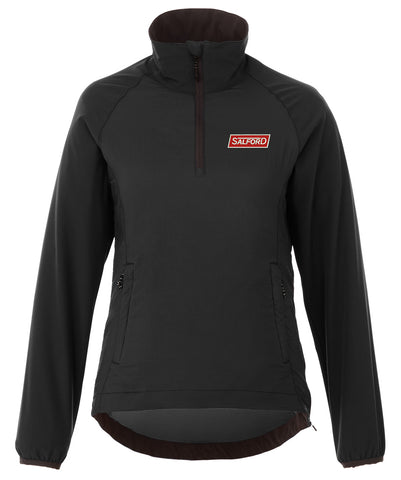 Elevate® Ladies Odaray Half Zip Windshirt