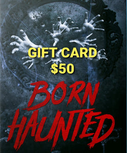 Born Haunted Books Ghost Hunting Equipment