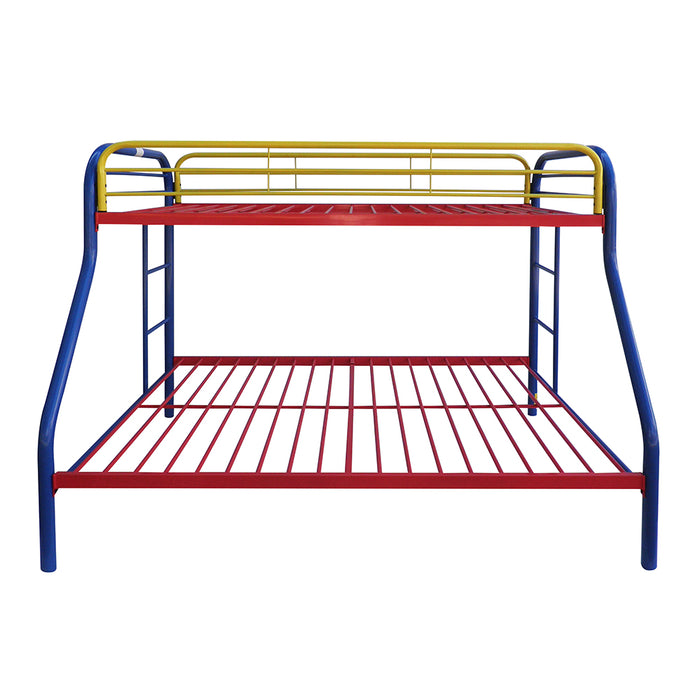 Tritan Rainbow Bunk Bed (Twin/Full)