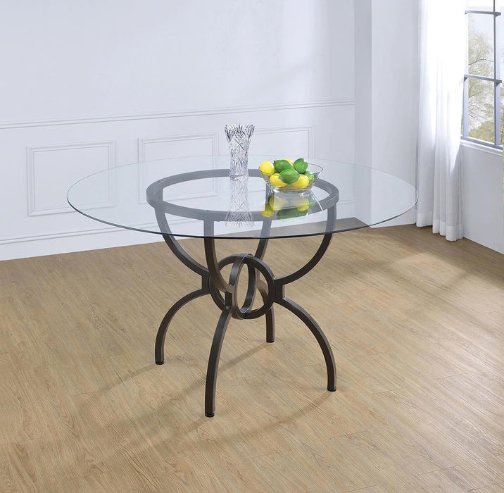 G108291 Dining Table Base image