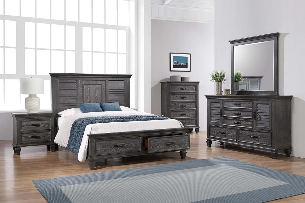 G205733 Queen Bed 4 Pc Set image