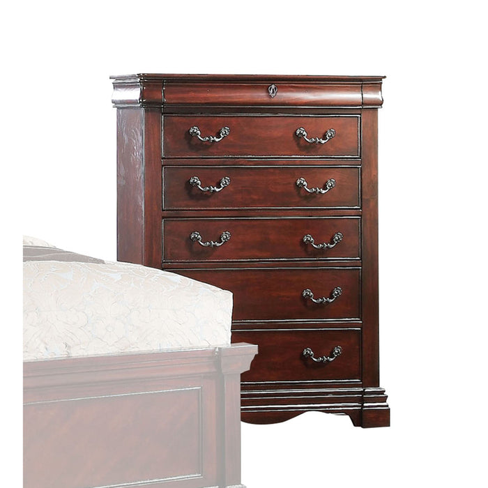 Estrella Dark Cherry Chest