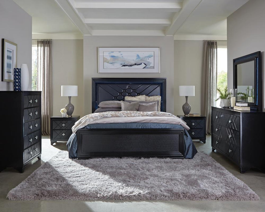 G223573 C King Bed 4 Pc Set image