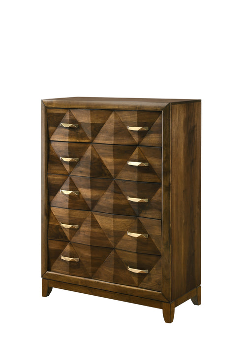 Delilah Walnut Chest
