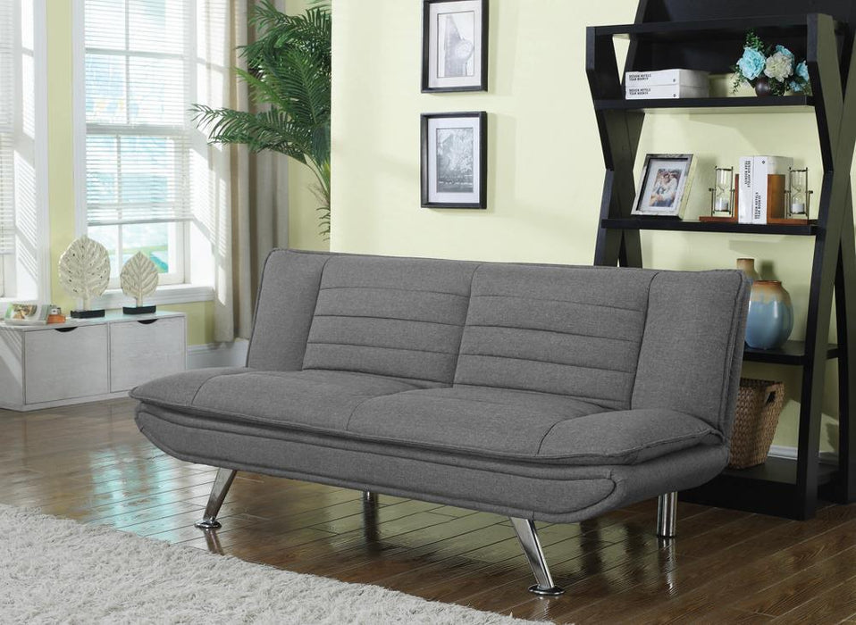 G503966 Casual Grey Sofa Bed image
