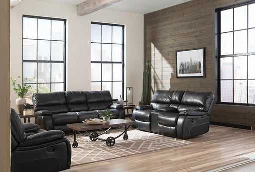 Willemse Casual Black Motion Loveseat image