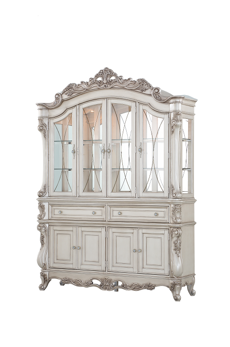 Gorsedd Antique White Hutch & Buffet image