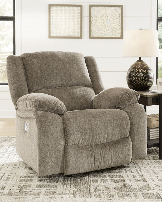 Draycoll Signature Design by Ashley Power Rocker Recliner image