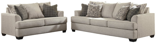 Velletri Signature Design 2-Piece Living Room Set image