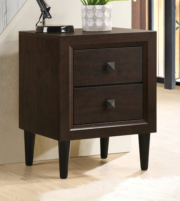 Oaklee Espresso Accent Table