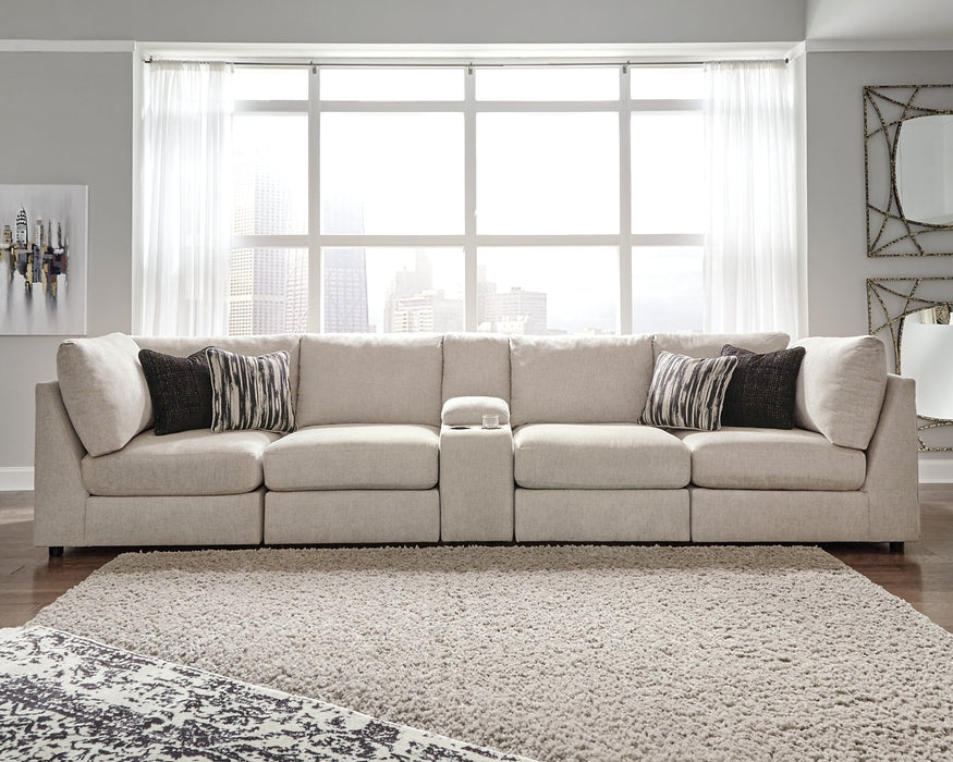Kellway Signature Design by Ashley 5-Piece Sectional image
