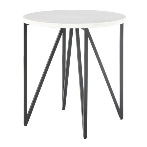 Cedric Round End Table image