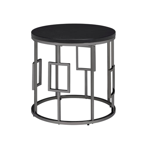 Ester Round End Table image