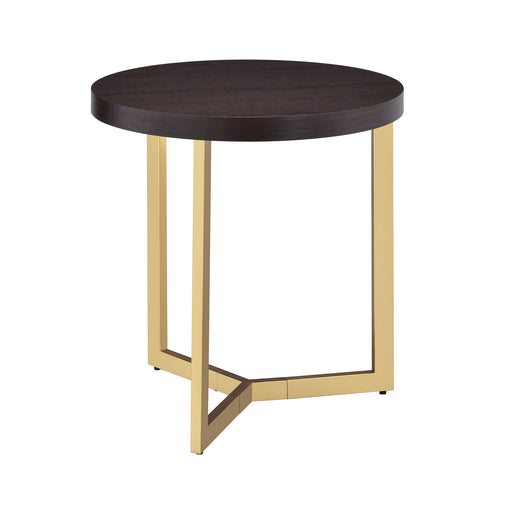 Harper Round End Table image