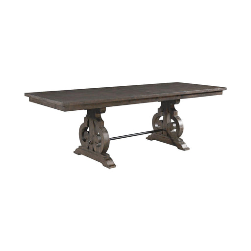 Stone Counter Height Dining Table image