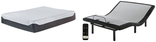 12 Inch Chime Elite Queen Adjustable Base with Mattress image
