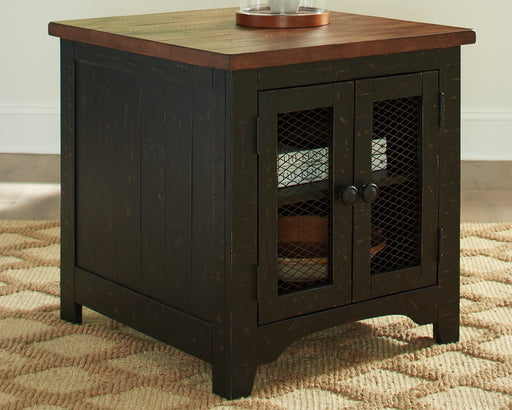 Valebeck Signature Design by Ashley End Table image