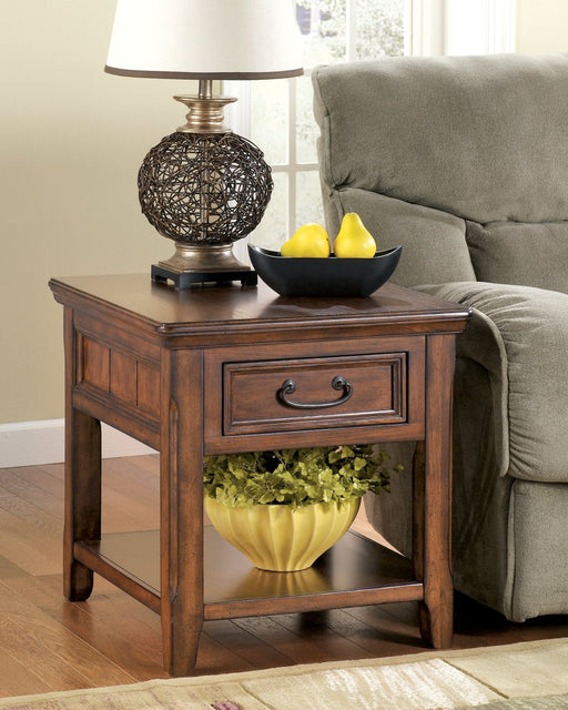 Woodboro Signature Design by Ashley End Table image