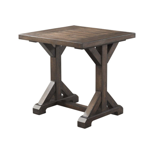 Finn Trestle End Table image