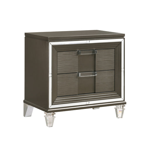 Twenty Nine 2-Drawer Nightstand w/ USB image