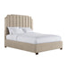 Harper Queen Upholstered Bed image