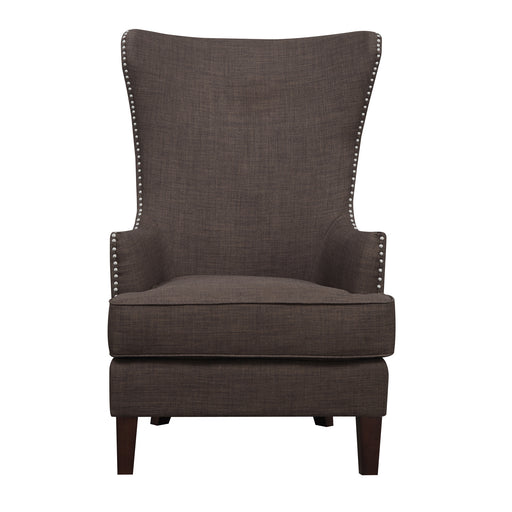 Kori Accent Chair in Chocolate image