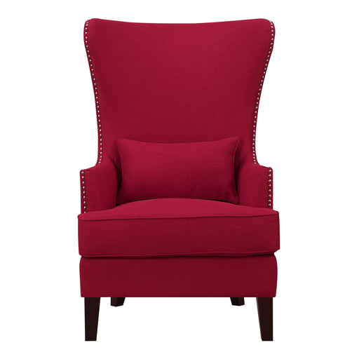 Kori Accent Chair in Berry image