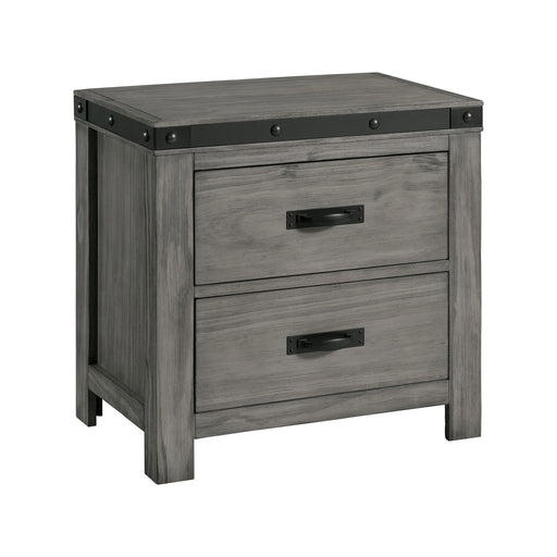 Wade 2-Drawer Nightstand image