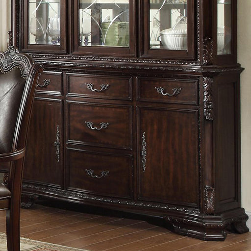 Crown Mark Kiera Buffet in Warm Brown 2150B image