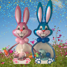 "Load image into Gallery viewer, Easter ""Stuffed"" Giant Bunny Balloon Printing Innovations"