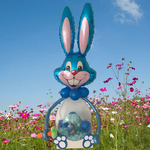 "Easter ""Stuffed"" Giant Bunny Balloon Printing Innovations"