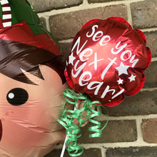 Load image into Gallery viewer, The Elf on a Shelf DIY Departure Balloon Kit Printing Innovations