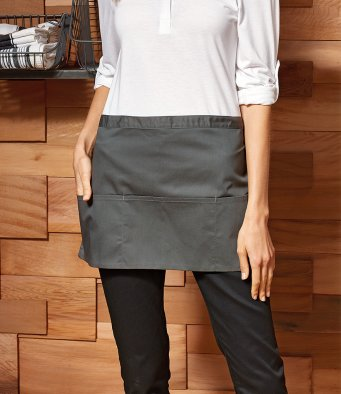 Premier 'Colours' 3 Pocket Apron PR155