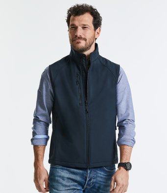 Russell Soft Shell Gilet 141m