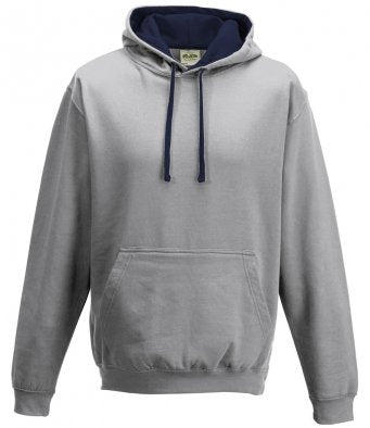 AWDis Varsity Hoodie JH003 Small & Medium sizes