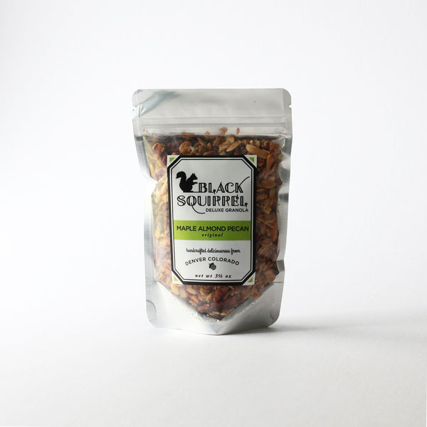Maple Almond Pecan Deluxe Granola
