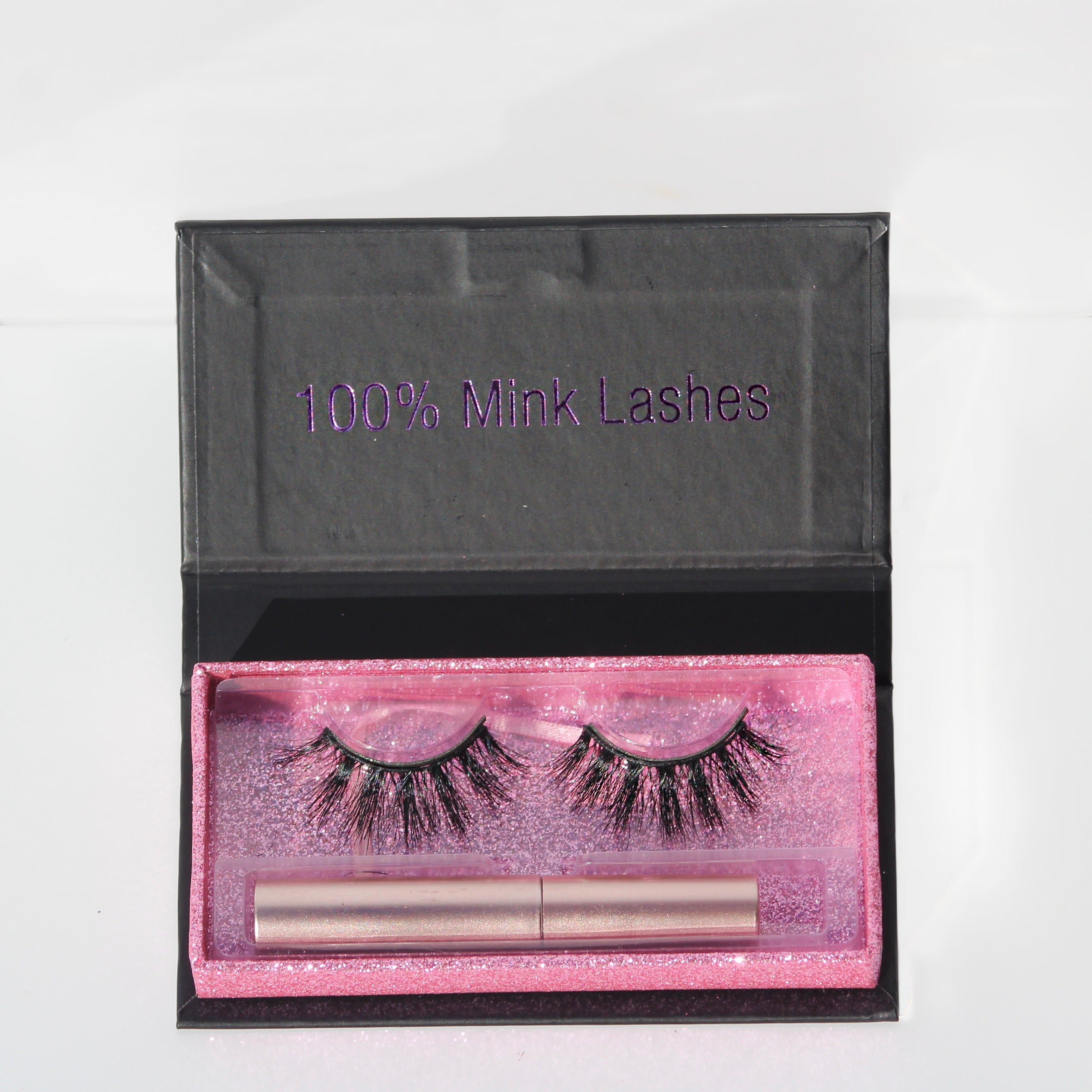 100% Mink Lashes - Dolled Up