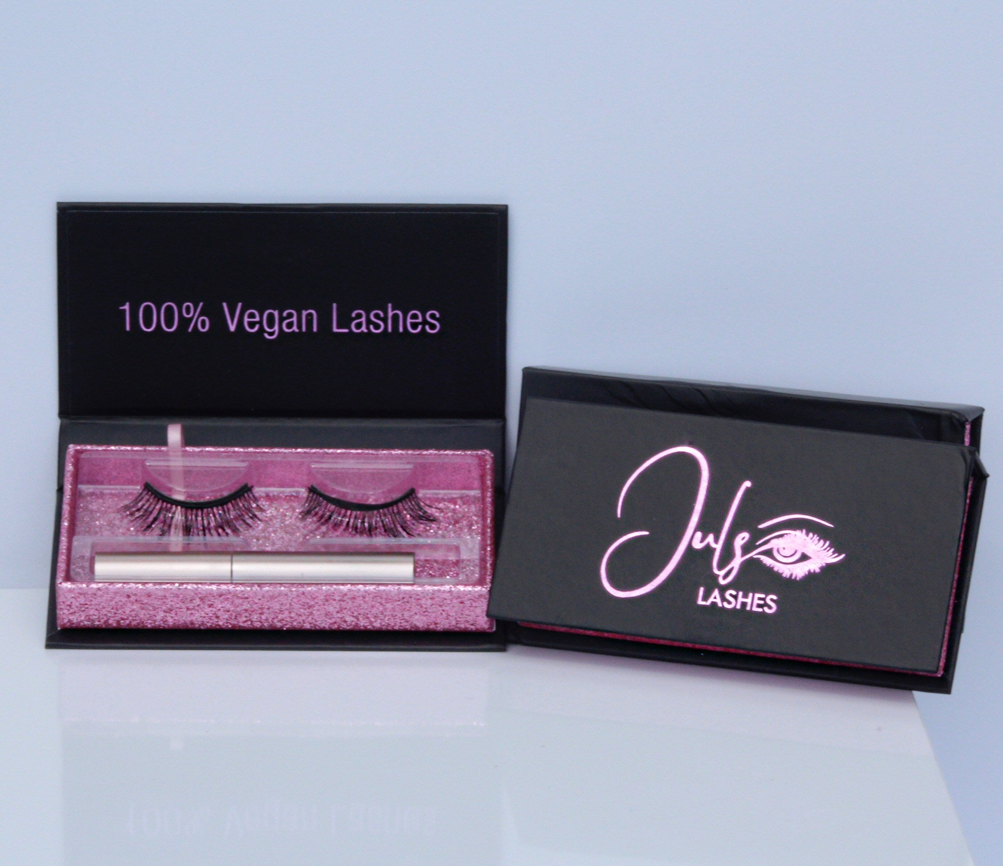 100% Vegan Magnetic Lashes - Whisper