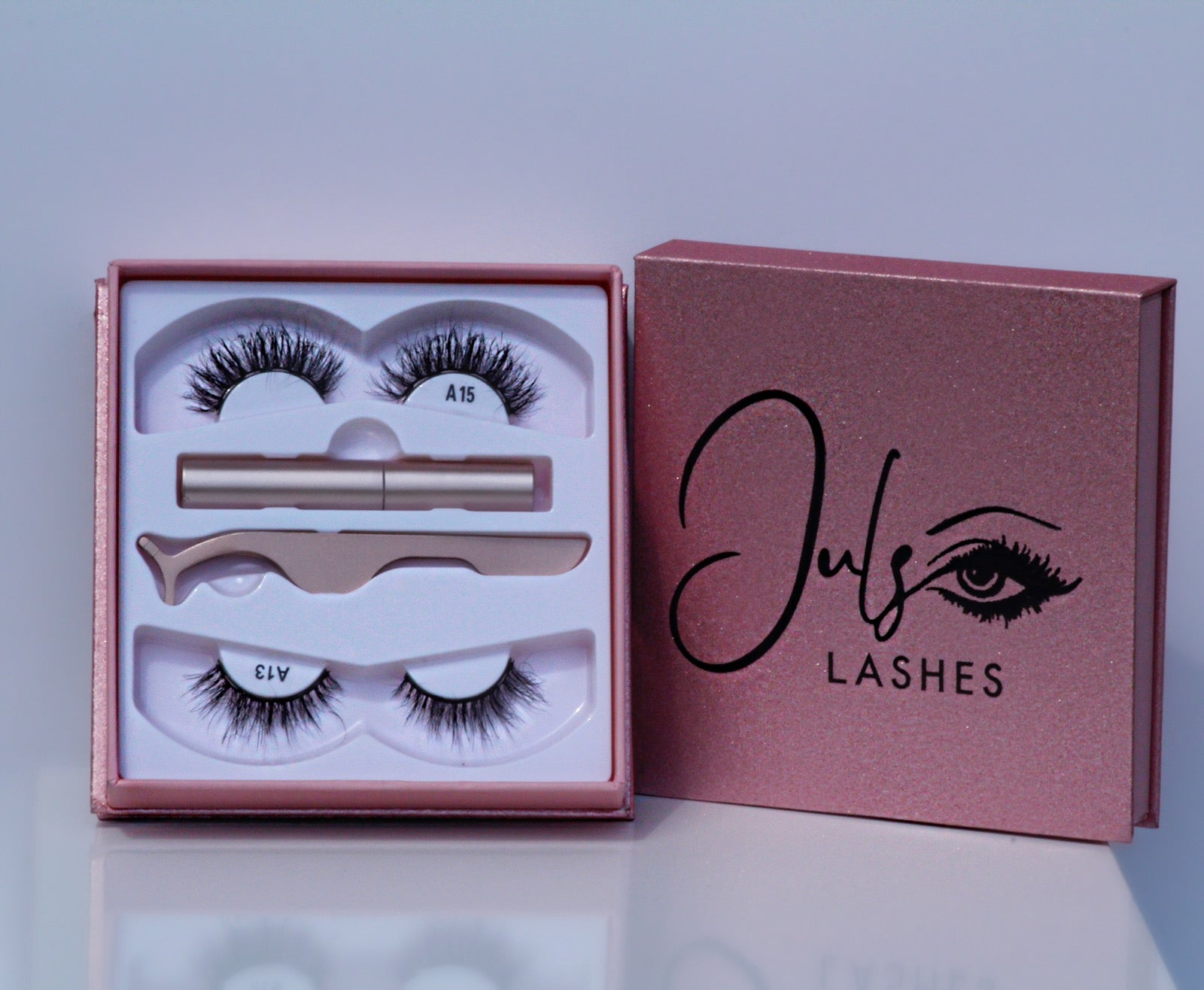 Day and Night Mink Lash Set