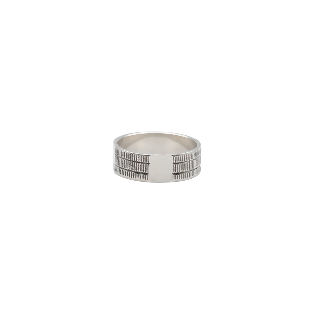 bague ascension Argent
