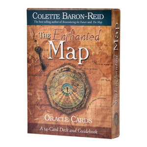 The Holy Door The Enchanted Map Oracle Cards