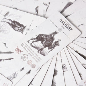 Occult Tarot Deck Cards