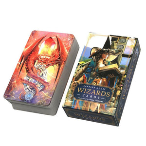 Wizards Tarot Card Deck
