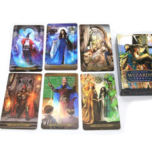 Load image into Gallery viewer, Wizards Tarot Card Deck